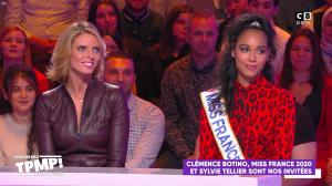 Sylvie Tellier dans Touche pas à mon Poste - 07/01/20 - 24