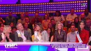 Sylvie Tellier dans Touche pas à mon Poste - 07/01/20 - 25
