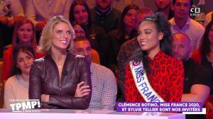 Sylvie Tellier dans Touche pas à mon Poste - 07/01/20 - 37
