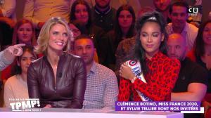 Sylvie Tellier dans Touche pas à mon Poste - 07/01/20 - 38