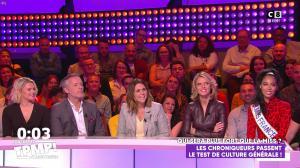 Sylvie Tellier dans Touche pas à mon Poste - 07/01/20 - 40