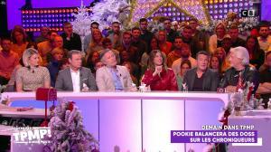Tiffany Bonvoisin et Kelly Vedovelli dans Touche pas à mon Poste - 04/12/19 - 14