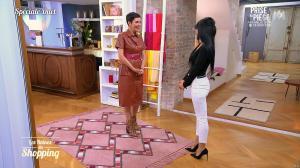 Une Candidate et Cristina Cordula dans les Reines du Shopping - 11/12/19 - 12