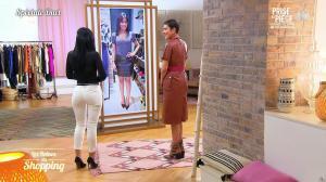 Une Candidate et Cristina Cordula dans les Reines du Shopping - 11/12/19 - 16
