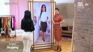 Une Candidate et Cristina Cordula dans les Reines du Shopping - 11/12/19 - 17