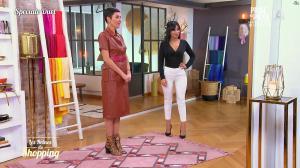 Une Candidate et Cristina Cordula dans les Reines du Shopping - 11/12/19 - 18