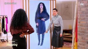 Une Candidate et Cristina Cordula dans les Reines du Shopping - 19/12/19 - 08