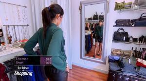 Une Candidate dans les Reines du Shopping - 10/02/17 - 02