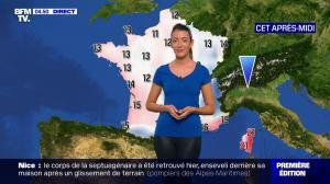 Virgilia Hess dans Première Edition - 05/11/19 - 02