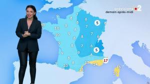 Virginie Hilssone à la Météo de Midi - 04/01/20 - 03