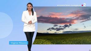 Virginie Hilssone à la Météo de Midi - 19/02/20 - 01