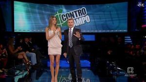 Alessia Ventura dans Controcampo - 10/04/11 - 1