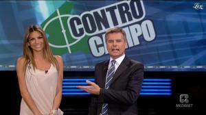 Alessia Ventura dans Controcampo - 10/04/11 - 2