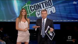 Alessia Ventura dans Controcampo - 10/04/11 - 3