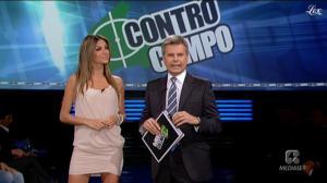 Alessia Ventura dans Controcampo - 10/04/11 - 4