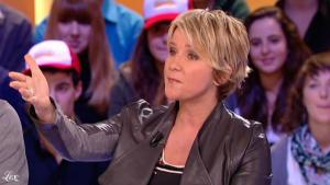 Ariane Massenet dans le Grand Journal De Canal Plus - 11/02/11 - 2