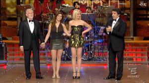 Elena Coniglio dans la Corrida - 12/03/11 - 2