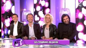 Elodie Gossuin dans Touche Pas à Mon Poste - 24/02/11 - 2