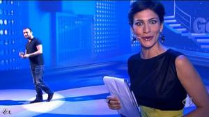 Giulia Bevilacqua dans Ale E Franz Sketch Show - 05/10/10 - 1