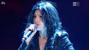Giusy Ferreri dans San Remo - 16/02/11 - 1