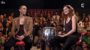 Laetitia Casta dans Taratata - 28/02/11 - 4