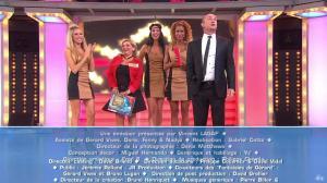 Les Gafettes, Nadia Aydanne, Doris Rouesne et Fanny Veyrac dans le Juste Prix - 25/11/11 - 8