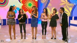 Lollipop et Juliana Moreira dans Matricole E Meteore - 04/02/10 - 5