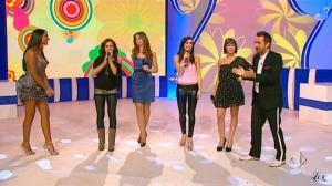 Lollipop et Juliana Moreira dans Matricole E Meteore - 04/02/10 - 6