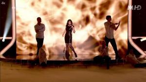 Maryvette Lair dans X Factor - 26/04/11 - 2