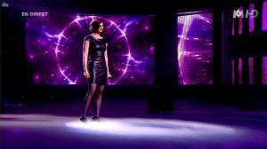 Maryvette Lair dans X Factor - 26/04/11 - 3