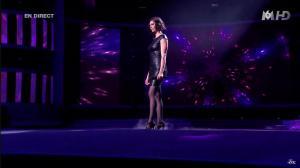 Maryvette Lair dans X Factor - 26/04/11 - 4