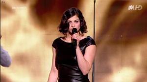 Maryvette Lair dans X Factor - 26/04/11 - 5