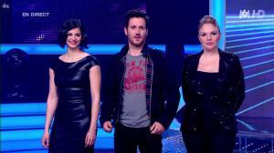 Maryvette Lair dans X Factor - 26/04/11 - 7
