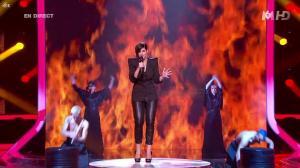 Sarah Manesse dans X Factor - 19/04/11 - 1