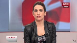 Sonia Mabrouk dans le 22h - 19/01/11 - 2