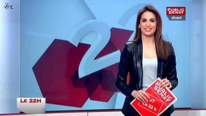 Sonia MabroukLe 22h  - 16/03/11 - Le 22h 1