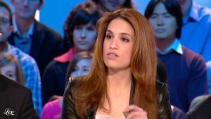 Sonia Mabrouk dans le Grand Journal De Canal Plus - 14/01/11 - 1
