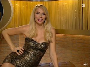 Sonya Kraus dans Talk Talk Talk - 18/12/10 - 9