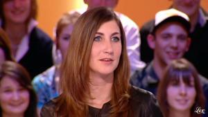 Tania Bruna-Rosso dans le Grand Journal De Canal Plus - 11/02/11 - 4