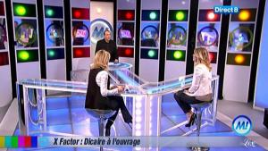Véronic Dicaire chez Morandini - 30/03/11 - 3