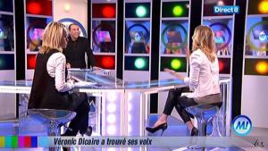 Véronic Dicaire chez Morandini - 30/03/11 - 5