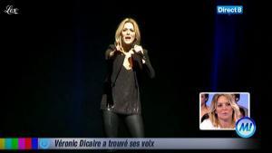 Véronic Dicaire chez Morandini - 30/03/11 - 7