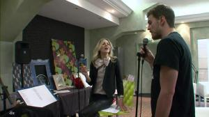 Véronique Dicaire dans X Factor - 26/04/11 - 2