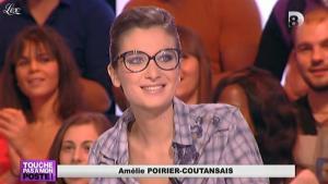 Amélie Poirier-Coutansais dans Touche pas à Mon Poste - 26/10/12 - 02