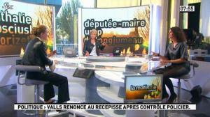 Apolline de Malherbe, Ariane Massenet et Nathalie Kosciusko-Morizet dans la Matinale - 19/09/12 - 08