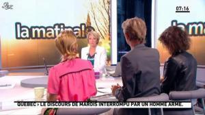 Apolline de Malherbe et Aude Pepin dans la Matinale - 05/09/12 - 04