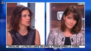 Apolline de Malherbe et Emmanuelle Duez dans la Matinale - 10/10/12 - 08