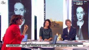 Apolline de Malherbe et Nathalie Iannetta dans la Matinale - 07/09/12 - 03