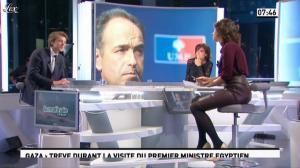 Apolline de Malherbe et Nathalie Iannetta dans la Matinale - 16/11/12 - 05