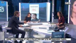 Apolline de Malherbe et Nathalie Iannetta dans la Matinale - 16/11/12 - 06